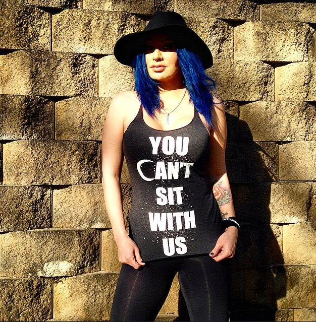 Image of You Can't Sit With Us - Women's Tank