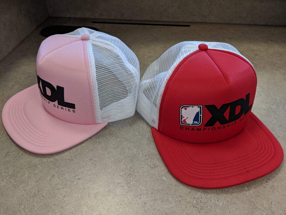 Image of XDL Rectangle Trucker Hats