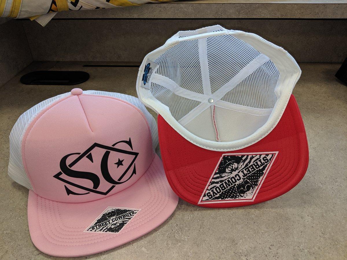 Image of StreetCowboys SC Logo Trucker Hat