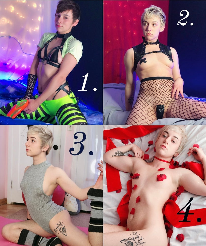 Image of Patreon sets nude version (Jan 2019 - current)