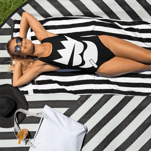 Image of Kingz ENT One-Piece Swimsuit
