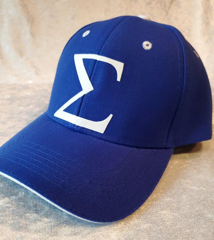 Image of Sigma Baseball Caps - Velcro Back