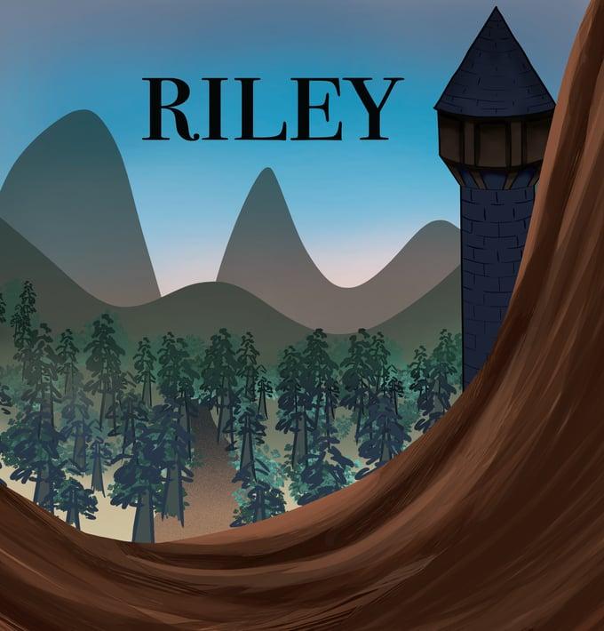 Image of Riley - English
