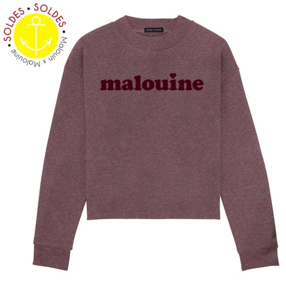 Image of SWEAT MALOUINE // 60€