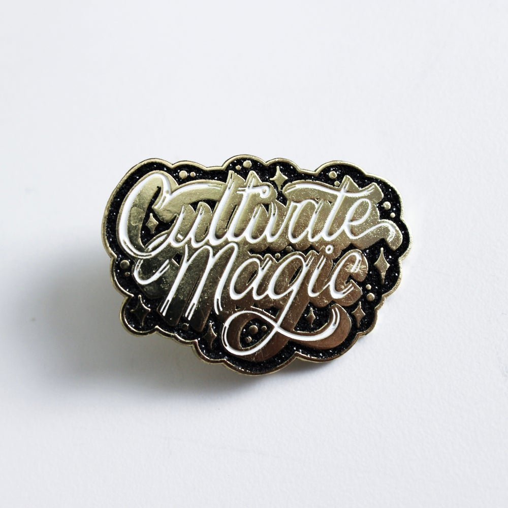 Image of Cultivate Magic Pin