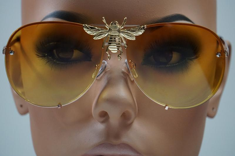 Image of Bumble Bee Sunglasses