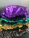 Luxurious Satin Bonnets - Reversible