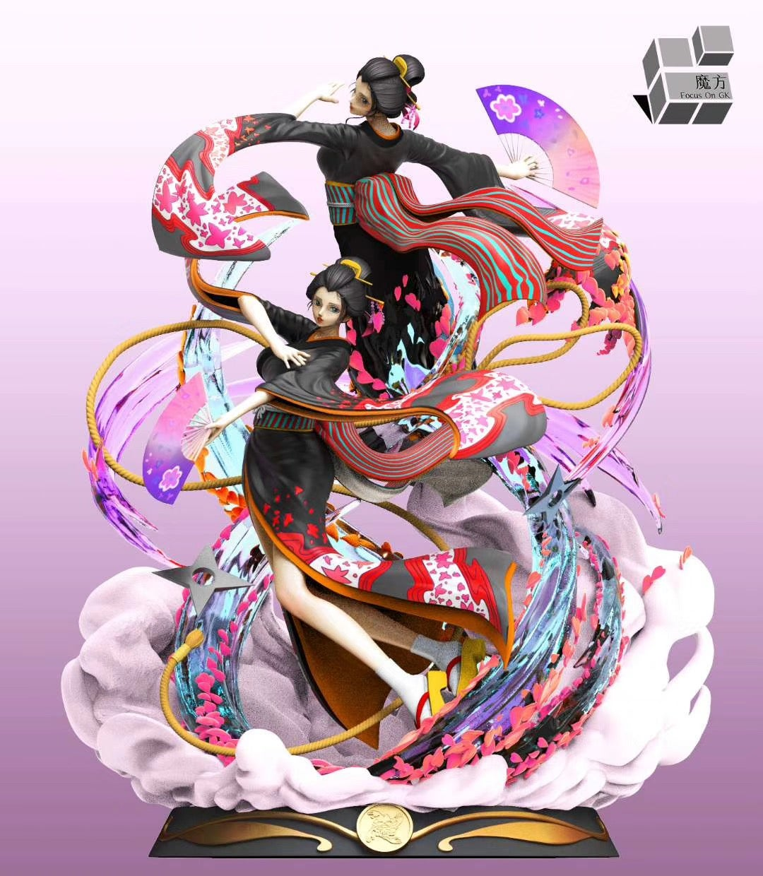 Image of [Pre-Order]One Piece Magic Cube Robin Resin Statue
