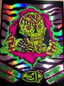 Image of 311 Gigposter Calavera Ripper (Artist Edition) 7/7/19