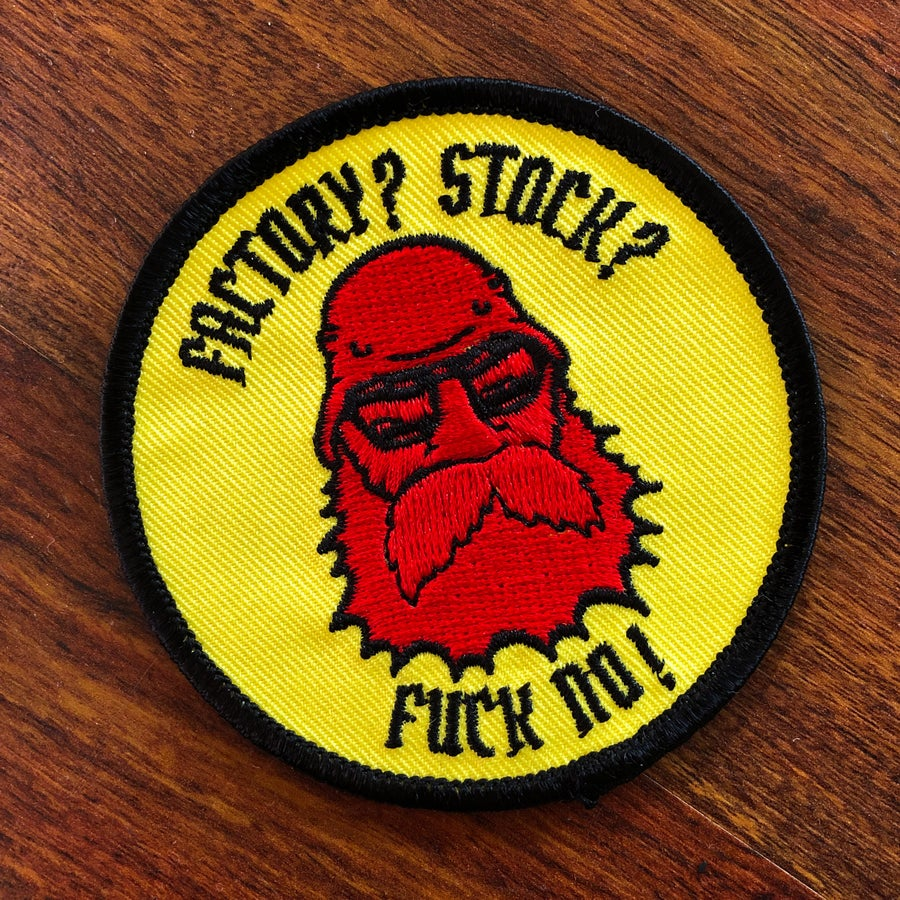 Image of Factory? Stock? Patch