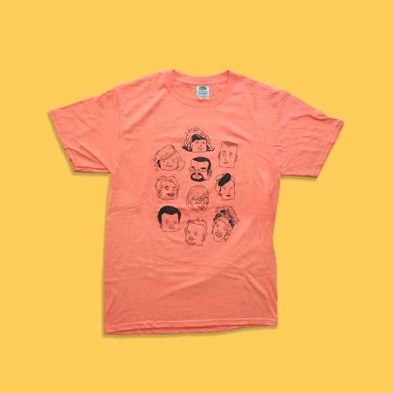 Image of TRANSGENDER TRAILBLAZERS TEE (Only 1 Small Coral left)