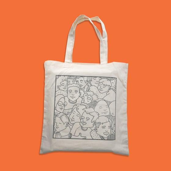 Image of Hugs - Tote Bag