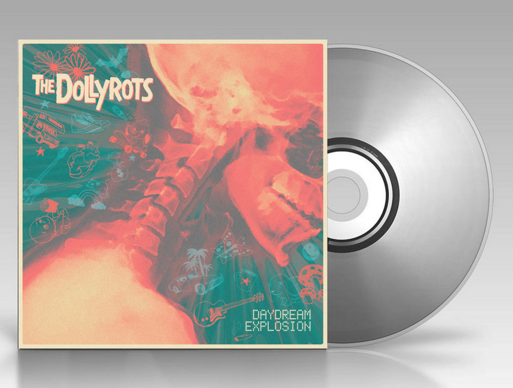 Image of Daydream Explosion CD