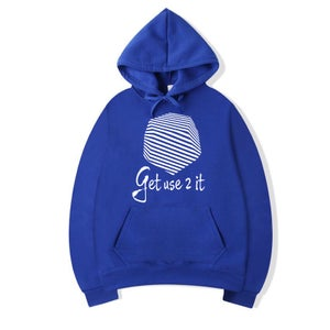 Image of GET USE 2 IT New Logo Hoody