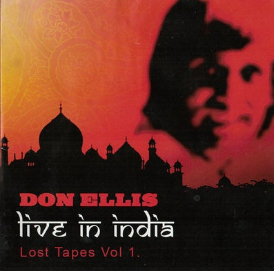 Image of Don Ellis Vol 1 Live In India