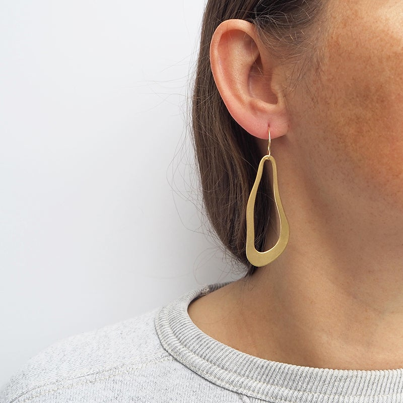 Image of Pool Earrings Two