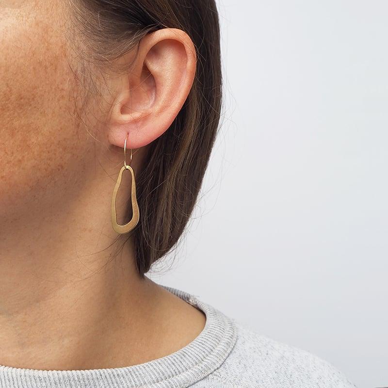 Image of Pool Earrings One