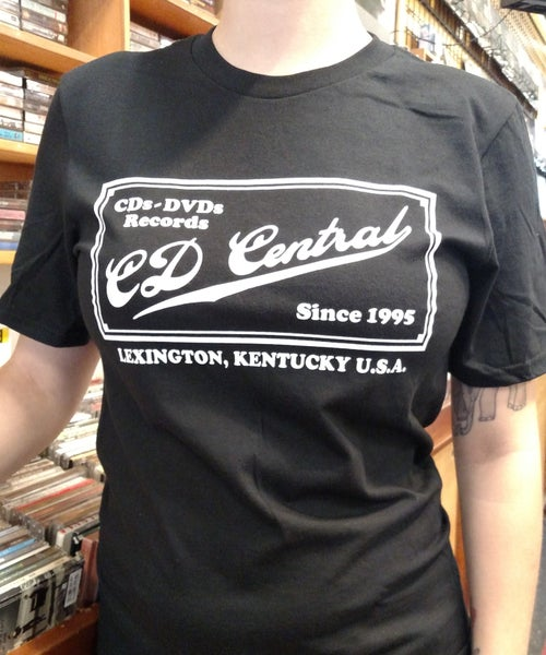 Image of CD Central Script Logo T