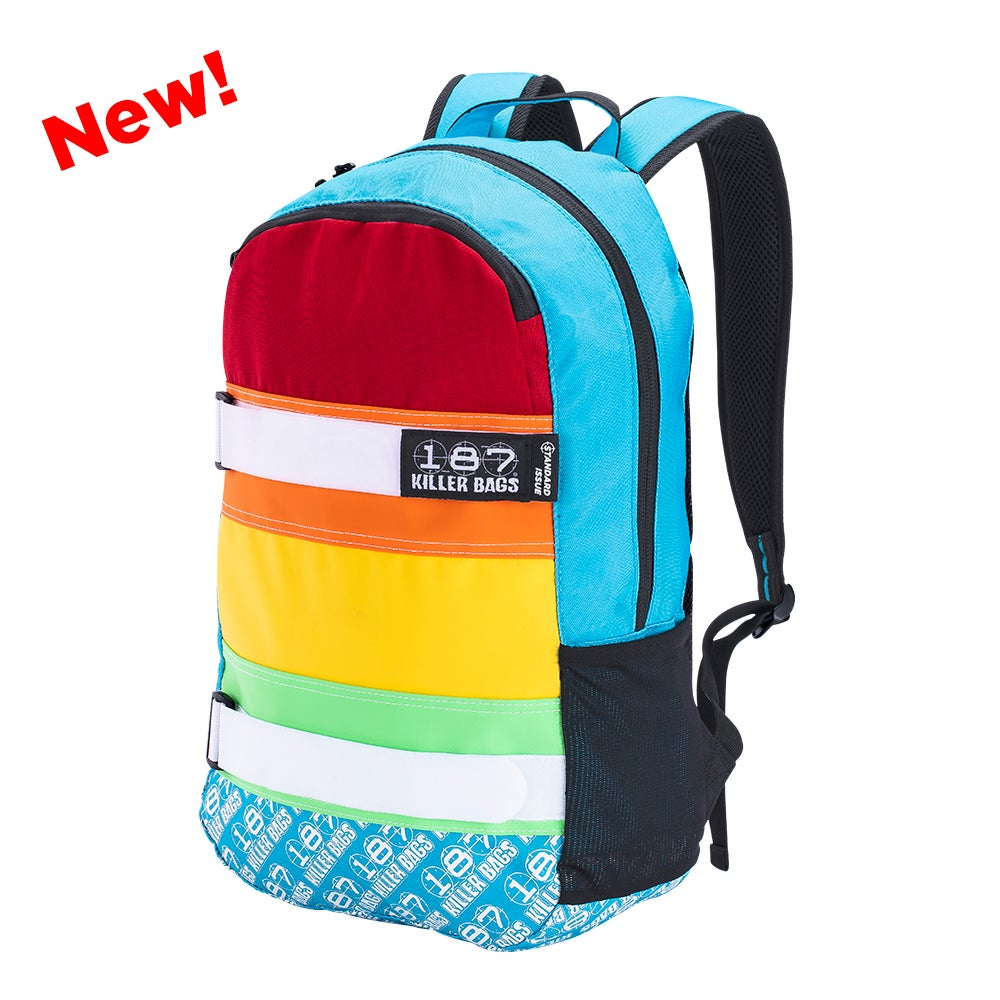 Image of The Standard Issue Backpack - Rainbow