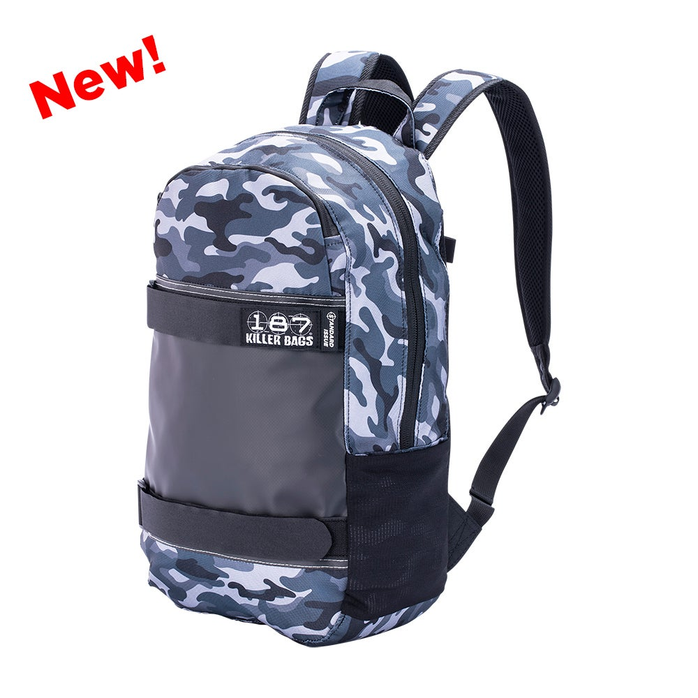 Image of The Standard Issue Backpack - Camo