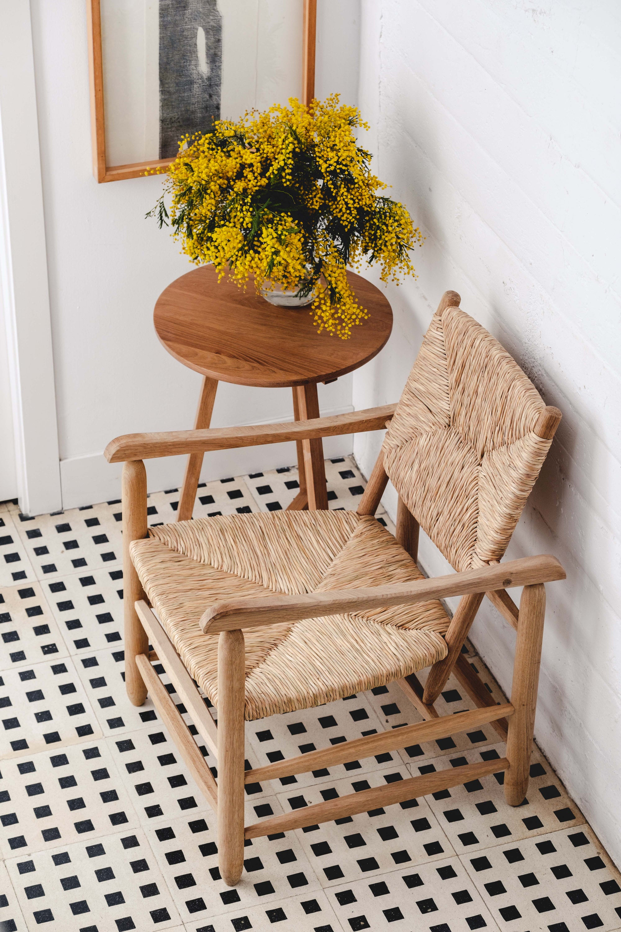 Image of Armchair nº 21 (Charlotte Perriand Style)