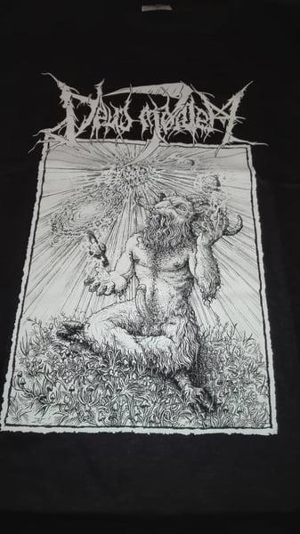 Image of DEUS MORTEM - 'Pan' t-shirt