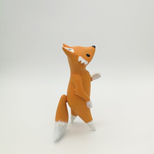 Image of Little Fox - Standing