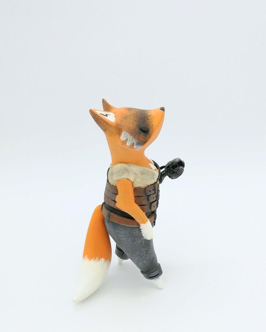 Image of Little Fox cosplay custom. Furiosa
