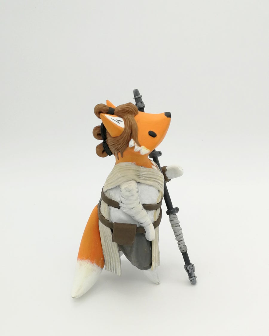 Image of Little Fox cosplay custom. Rey