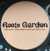 Image of Roots Garden cork fibre slipmat (100% natural cork.. eliminates feedback)