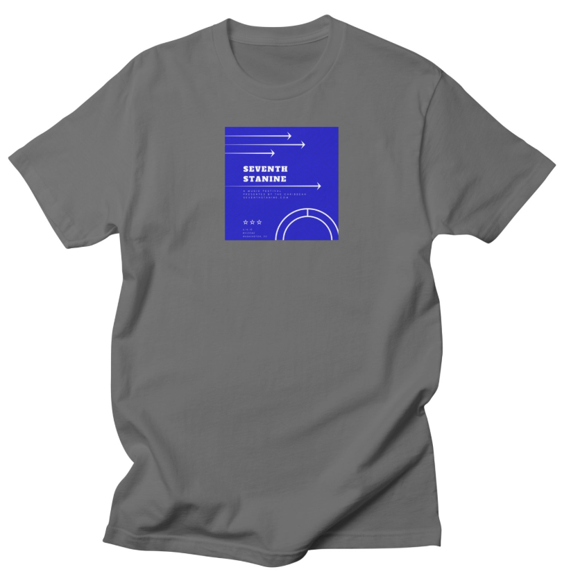 Image of 2018 Seventh Stanine Festival T-Shirt