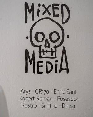 Image of Mixed Media — Tee