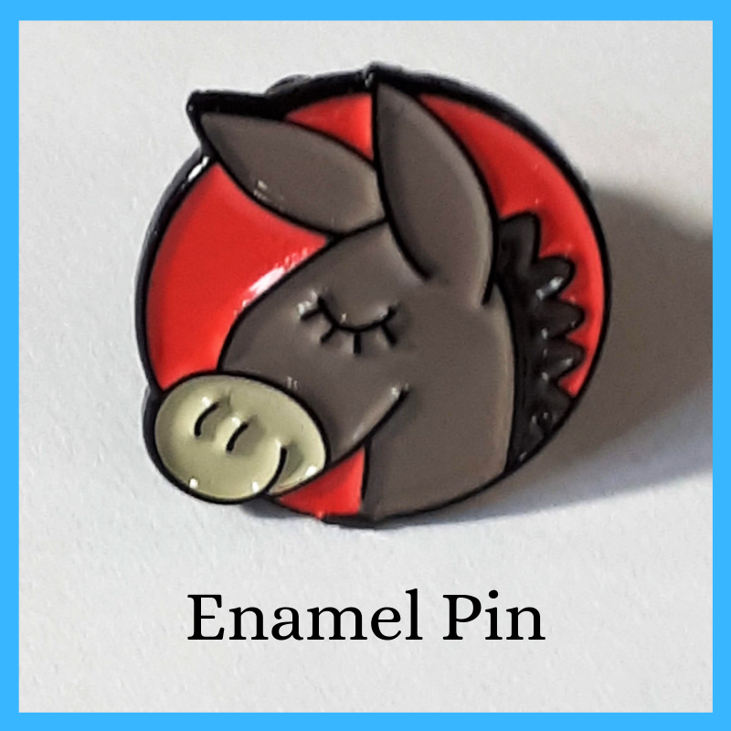 Image of Enamel Pins ***New!!!***