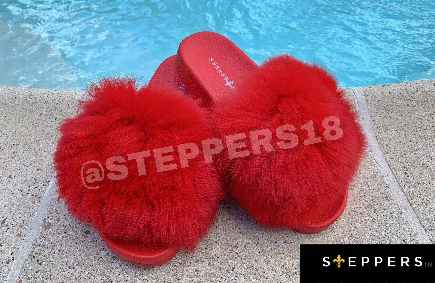 CHERRY BOMB STEPPERS