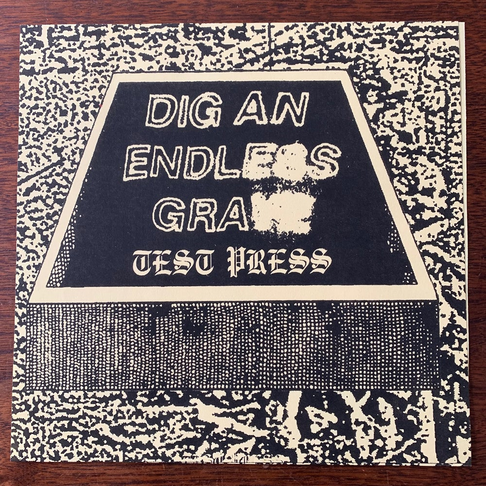 """Image of THE POSE – """"Dig an Endless Grave"""" TEST PRESS"""