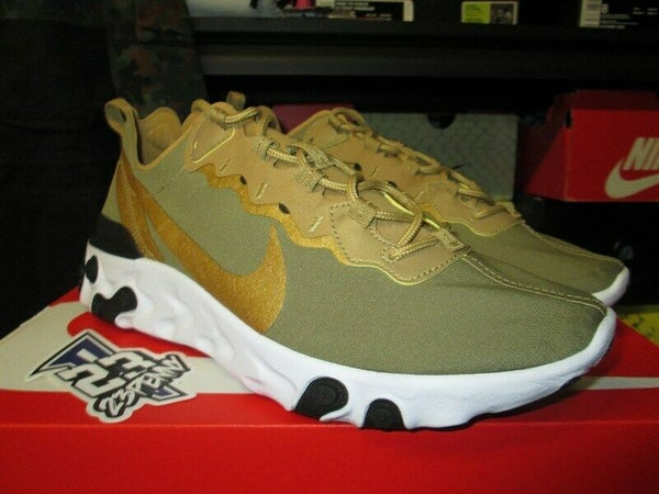"Nike React Element 55 ""Metallic Gold"" - FAMPRICE.COM by 23PENNY"
