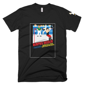 Image of NES 8-Bit-Pro Memphis Wrestling (Special Memphis Wrestling Editiion; FREE SHIPPING This Week Only)