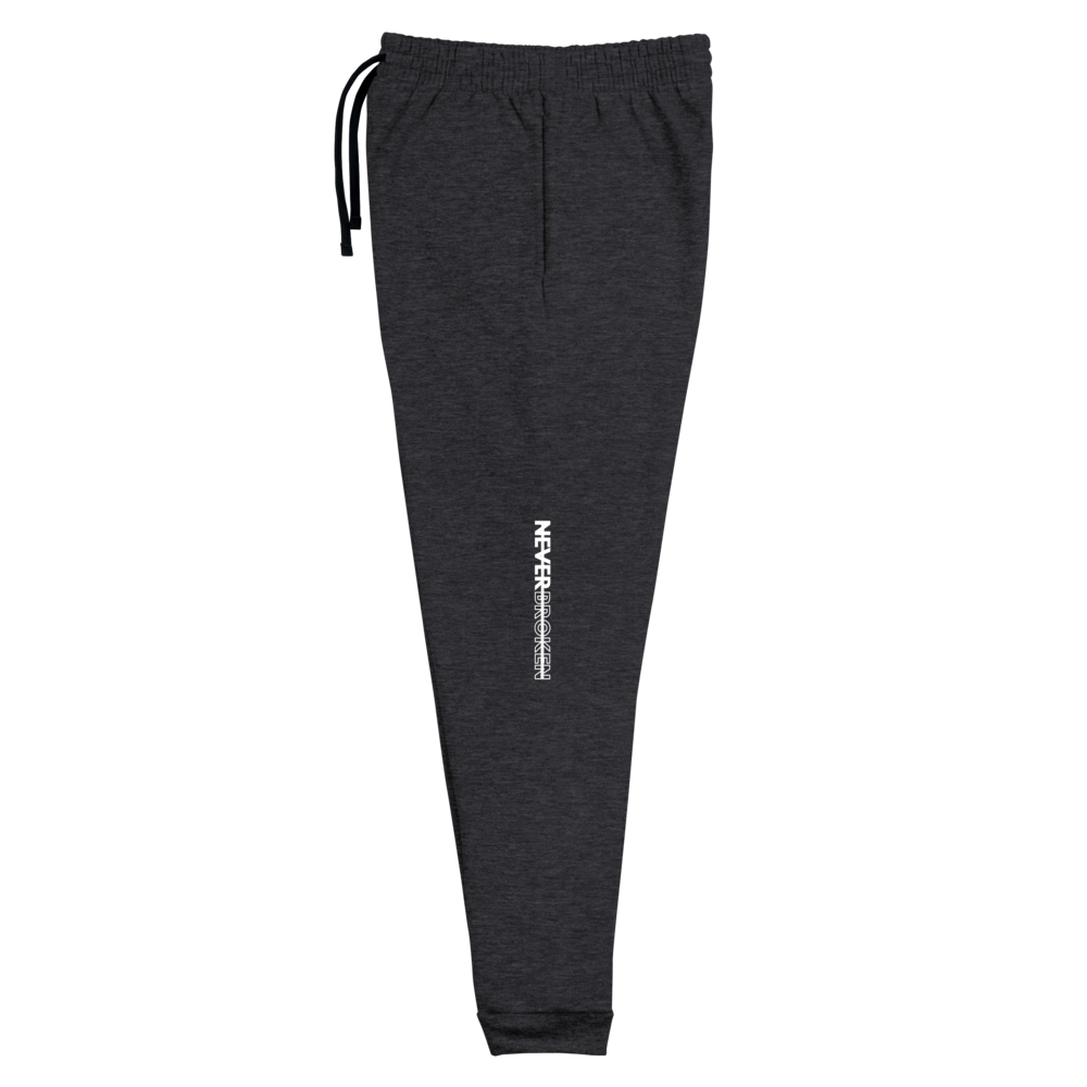 Image of NB Signature Unisex Sweats (Black Heather)