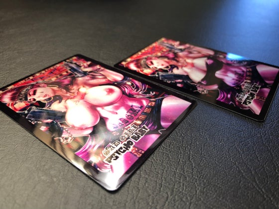 Image of Hyde Metal Cards