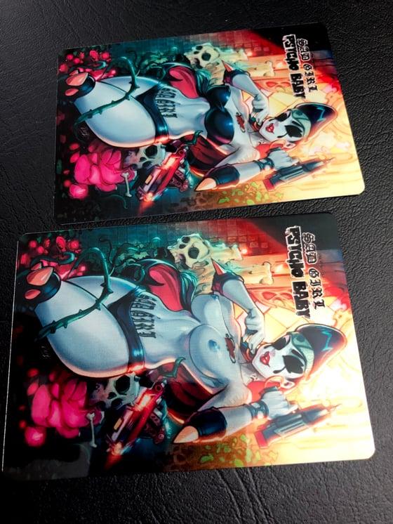 Image of REIQ Metal Cards