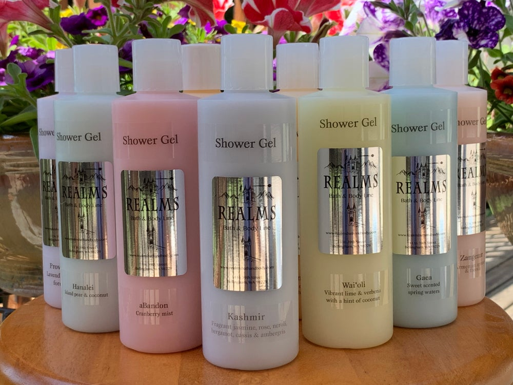 Image of Pearly Shower Gels