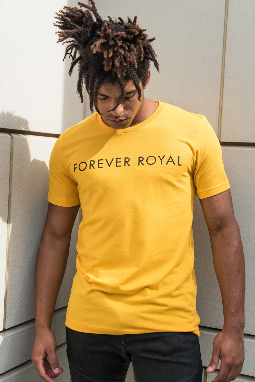 "Image of ""Gold"" Royal Tee"