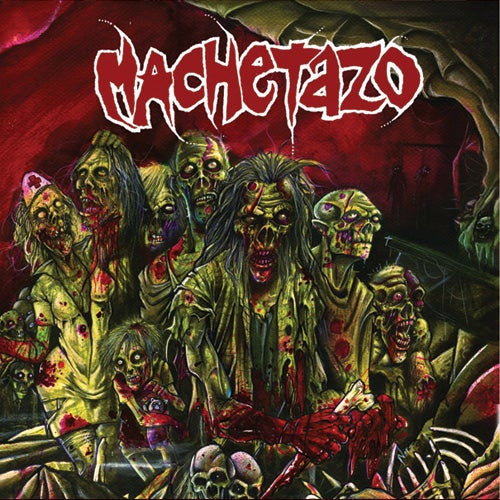 "Image of MACHETAZO ""MUNDO CRIPTA"" CD"