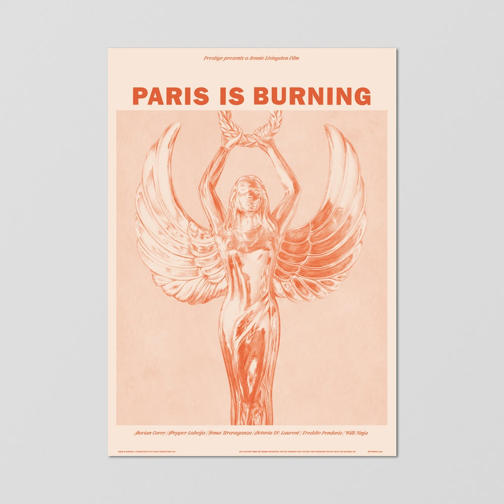 Image of Paris is Burning