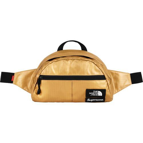 Image of Supreme®/The North Face® Metallic Roo II Lumbar Pack