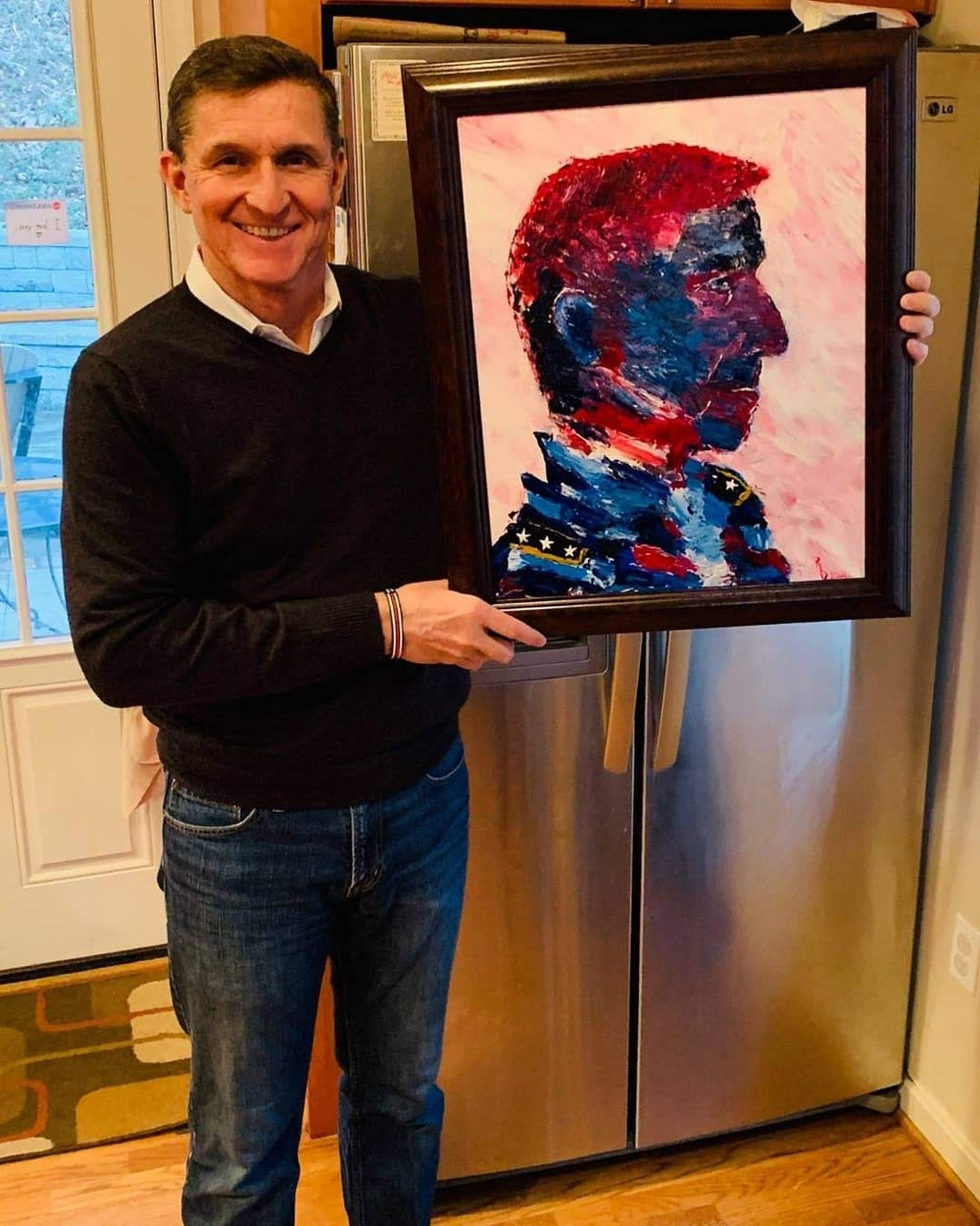 "Image of ""General Flynn"" Poster Print"