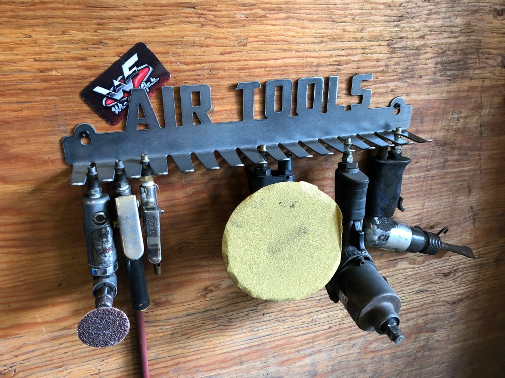 Image of Air Tool Rack - Style 2