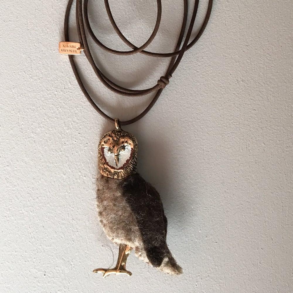 Image of Wood owl