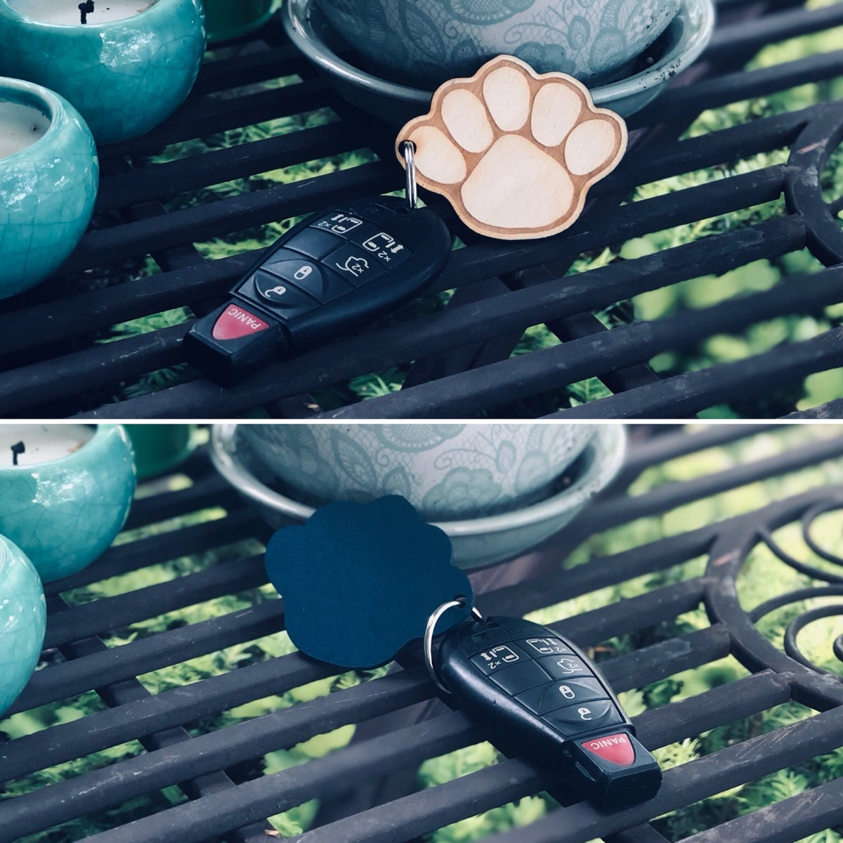 Image of Lion Paw Keychain