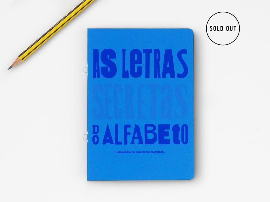 Image of AS LETRAS SECRETAS DO ALFABETO, de Luís Leal Miranda. Ed. Livraria Plutão